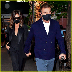 Victoria & David Beckham Step Out For a Dinner Date Night in NYC
