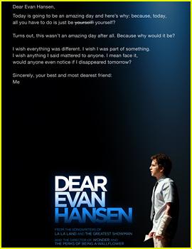 'Dear Evan Hansen' Trailer Brings Ben Platt Back to His Tony Award Winning Role - Watch Now!