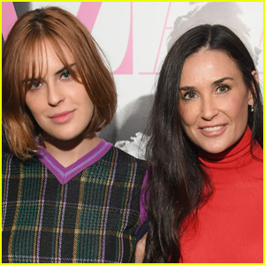 Demi Moore Shares Adorable Moment She Found Out Daughter Tallulah Was Engaged!