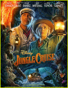 Disney Debuts New Trailer & Poster for 'Jungle Cruise' Starring Emily Blunt & Dwayne Johnson - Watch Now!