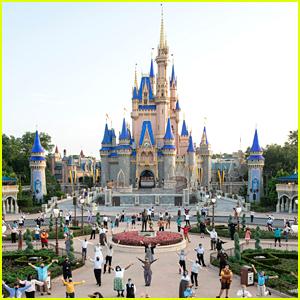Walt Disney World Makes Face Masks Optional Outdoors