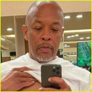 Dr. Dre Shows Off His 'COVID Body' in Gym Selfie Inspired By Will Smith's Fitness Journey