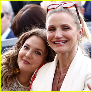 Drew Barrymore Accidentally Sent a 'Racy' Text - Meant for Cameron Diaz - To a Teenager