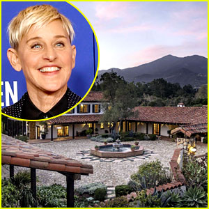 Ellen DeGeneres Buys Back Her Home After Selling it 3 Years Ago - See Photos from Inside!