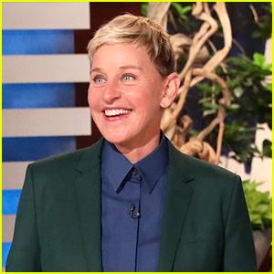 Ellen DeGeneres Addresses Show Ending & Thanks Fans For Support During Tomorrow's 'Ellen DeGeneres Show' Episode