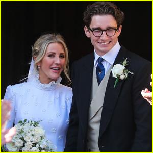 Ellie Goulding & Caspar Jopling Welcome Their First Child!