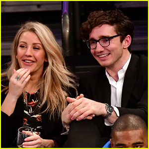 Ellie Goulding Reveals Name of Newborn Son with Husband Caspar Jopling