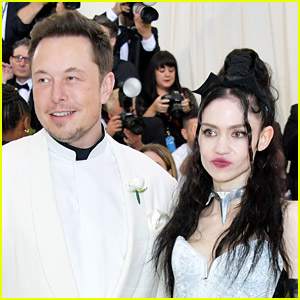 Elon Musk's Girlfriend Grimes Will Act on 'SNL' Tonight in a Cameo Appearance!