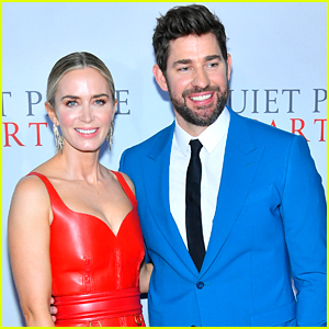 John Krasinski Got Obsessed With This Snack Food During Quarantine So Much That Emily Blunt Had To Intervene