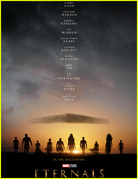 Marvel's 'Eternals' Gets First Teaser Trailer & Poster - Watch Now!