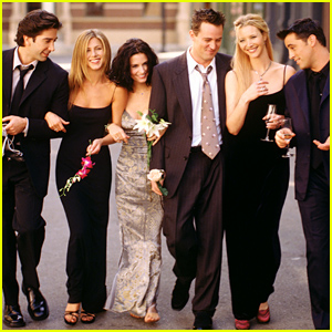 'Friends' Cast Reveal If Any of Them Ever Hooked Up with Each Other