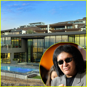 Gene Simmons Buys $8.2 Million Las Vegas Home - Take a Look Inside!