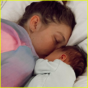 Gigi Hadid Celebrates Her First Mother's Day With 'Old Soul' Baby Daughter Khai