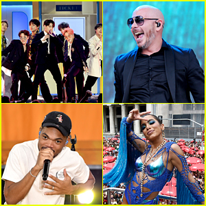BTS, Anitta, Chance The Rapper & More Set For GMA's Summer Concert Series 2021!