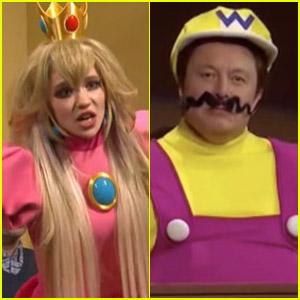 Elon Musk's Girlfriend Grimes Appears as Princess Peach in 'SNL' Skit - Watch!