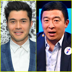 Henry Golding Slams Andrew Yang for Supporting Israel's Deadly Airstrikes on Palestinians