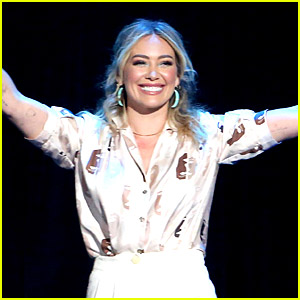 Hilary Duff Explains Why the 'Lizzie McGuire' Revival Series Was Canceled