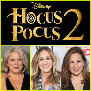 'Hocus Pocus 2' Is Confirmed with Bette Midler, Sarah Jessica Parker & Kathy Najimy Returning!