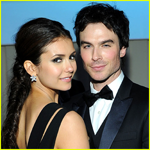 Nina Dobrev & Ian Somerhalder's Co-Star Makes Rare Comment About Their Split