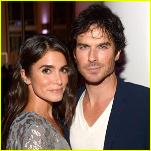 Ian Somerhalder Reveals How Nikki Reed Rescued Him Out of an Awful Business Deal