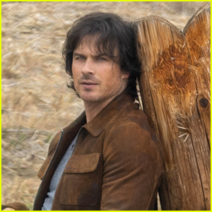 Ian Somerhalder Looks So Hot in These Pics from His Photo Shoot Set!