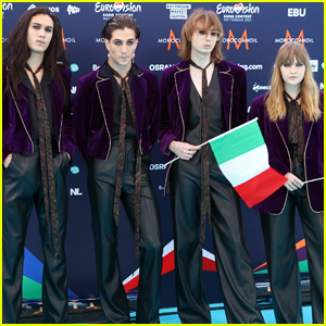 Italy's Maneskin Wins Eurovision 2021 Song Contest!