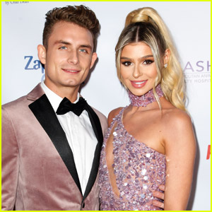 'Vanderpump Rules' Stars James Kennedy & Raquel Leviss Are Engaged - See Her Ring!