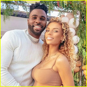 Jason Derulo & Girlfriend Jena Frumes Welcome First Child - See the First Photos!