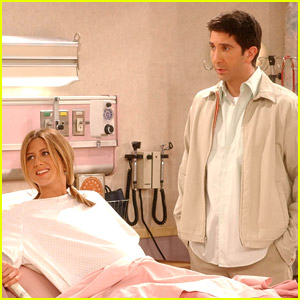 Jennifer Aniston & David Schwimmer Reveal They Had Crushes on Each Other!