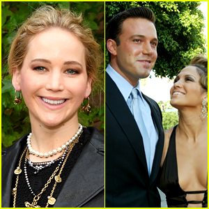Jennifer Lawrence Had the Best Reaction to JLo & Ben Affleck Getting Back Together - Listen Now!