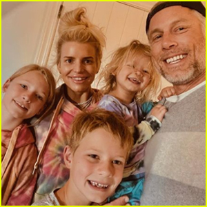 Jessica Simpson Pens Sweet Message to Daughter Maxwell on Her 9th Birthday!