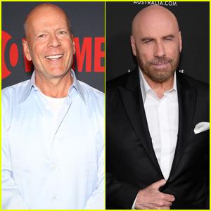 Bruce Willis & John Travolta to Reunite for New Action Thriller 'Paradise City'