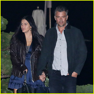 Josh Duhamel Spotted on Dinner Date with Girlfriend Audra Mari!
