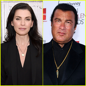 Julianna Margulies Opens Up About Her Unsettling Encounter With Steven Seagal