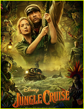 'Jungle Cruise' to Debut in Theaters & Disney+ for a Fee