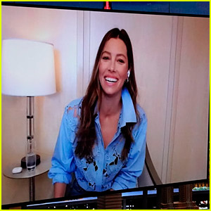 Jessica Biel Talks About Her Two Sons, Reveals Silas' Thoughts on His Parents' Work
