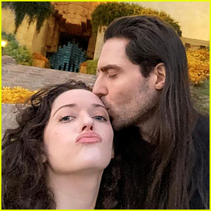 Kat Dennings Is Engaged to Andrew WK Just Days After Confirming Relationship - See the Ring!