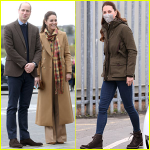 Duchess Kate Middleton Wears Two Different Looks (One of Which is Jeans) While Out in Scotland!