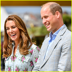 Prince William & Kate Middleton Announce They've Launched a YouTube Channel