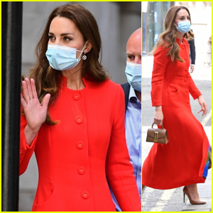 Kate Middleton Makes a Surprise Visit in London for a Great Cause!