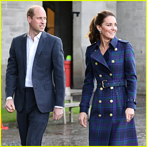 Kate Middleton & Prince William Went On A Low Key Romantic Date During Scotland Royal Visit