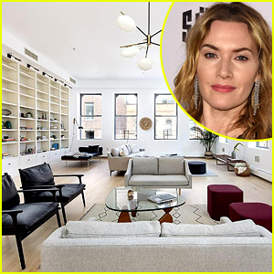 Kate Winslet Sells NYC Penthouse Apartment for $5.7 Million - Look Inside with These Photos!
