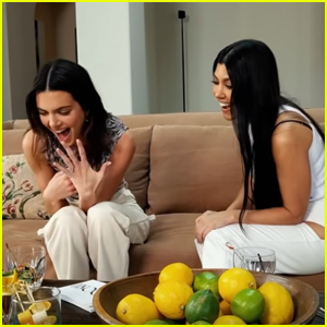 Kendall Jenner Pranks Sisters With Devin Booker Engagement News