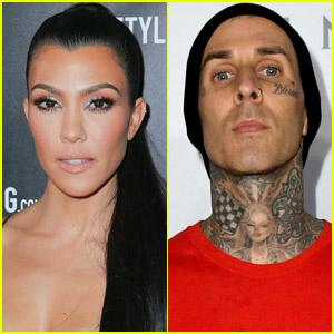 Kourtney Kardashian Tattoos 'I Love You' on Boyfriend Travis Barker