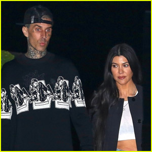 Kourtney Kardashian & Travis Barker Have 'Talked' About Getting Married
