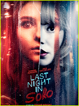 Edgar Wright's 'Last Night in Soho' Trailer Gives Us Another Amazing Anya-Taylor Joy Performance - Watch Now!