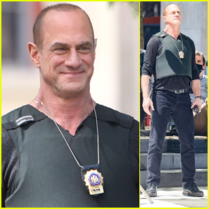 Christopher Meloni Joins 'Law & Order: Organized Crime' Cast to Film Scenes in NYC
