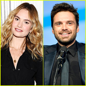 Hulu Drops First Photos of Lily James & Sebastian Stan as Pamela Anderson & Tommy Lee!