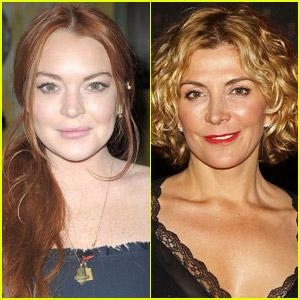Lindsay Lohan Honors Late 'Parent Trap' Co-Star Natasha Richardson on Her Birthday