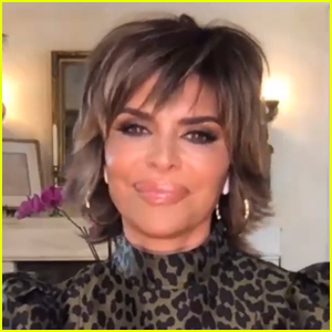 Lisa Rinna Dishes on Meeting Daughter Amelia Hamlin's Boyfriend Scott Disick for the First Time